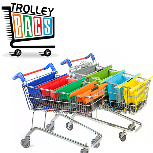 Supermarket Trolley Bags